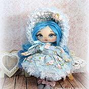 Портретная кукла ручной работы. Ярмарка Мастеров - ручная работа Мальвина. Handmade.