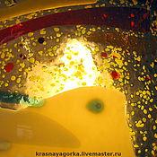 """Для дома и интерьера ручной работы. Ярмарка Мастеров - ручная работа Светильник """"Голубка"""". Handmade."""