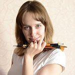 Ольга (Живые акварели) - Ярмарка Мастеров - ручная работа, handmade