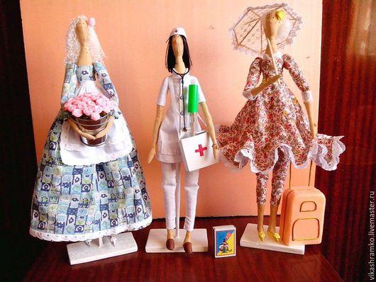 Куклы Тильды ручной работы. Ярмарка Мастеров - ручная работа. Купить Тильда. Текстильная кукла.. Handmade. Комбинированный, подарок мужчине