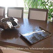 Для дома и интерьера ручной работы. Ярмарка Мастеров - ручная работа Ваза и поднос. Handmade.