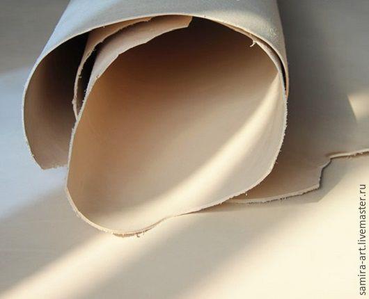 Шитье ручной работы. Ярмарка Мастеров - ручная работа. Купить Чепрак 3.1-3.5мм (растительного дубления). Handmade.