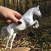 Скульптуры ручной работы. Ярмарка Мастеров - ручная работа Скульптура «Лошадь», размер №3. Handmade.