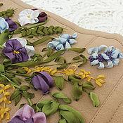 """Одежда ручной работы. Ярмарка Мастеров - ручная работа Пояс-корсет """"Летний сад"""". Handmade."""