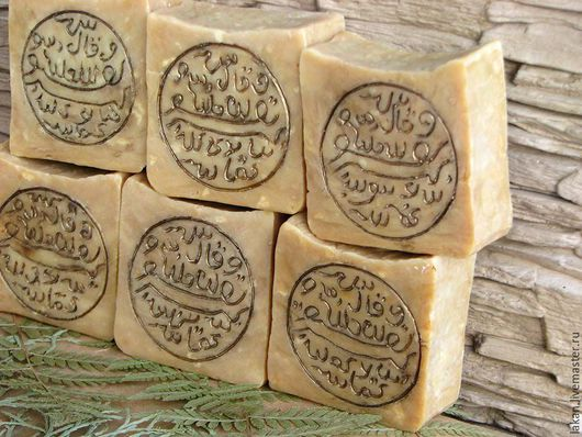 Алеппо. Этническое мыло с нуля. Творческая мастерская `Лакан`