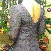 Одежда handmade. Livemaster - original item cocktail dress lace, lace dress, evening dress. Handmade.