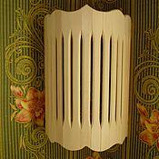 Для дома и интерьера ручной работы. Ярмарка Мастеров - ручная работа Абажур в баню. Handmade.