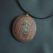 Украшения handmade. Livemaster - original item Pendant. Handmade.