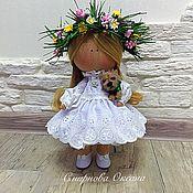 Куклы и игрушки ручной работы. Ярмарка Мастеров - ручная работа Кукла ручной работы.. Handmade.