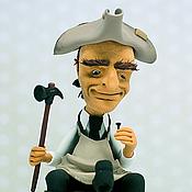 Куклы и игрушки ручной работы. Ярмарка Мастеров - ручная работа сапожник. Handmade.
