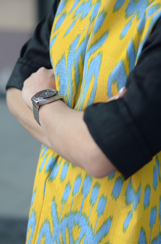 Платья ручной работы. Ярмарка Мастеров - ручная работа. Купить Шелковое платье. Handmade. Желтый, платье летнее, лето 2019