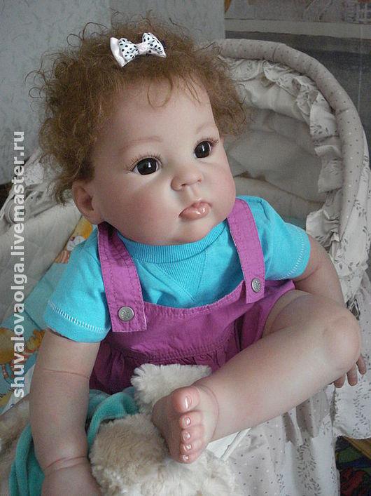 Куклы-младенцы и reborn ручной работы. Ярмарка Мастеров - ручная работа. Купить Кукла реборн Ксюшка. Handmade. Кукла реборн