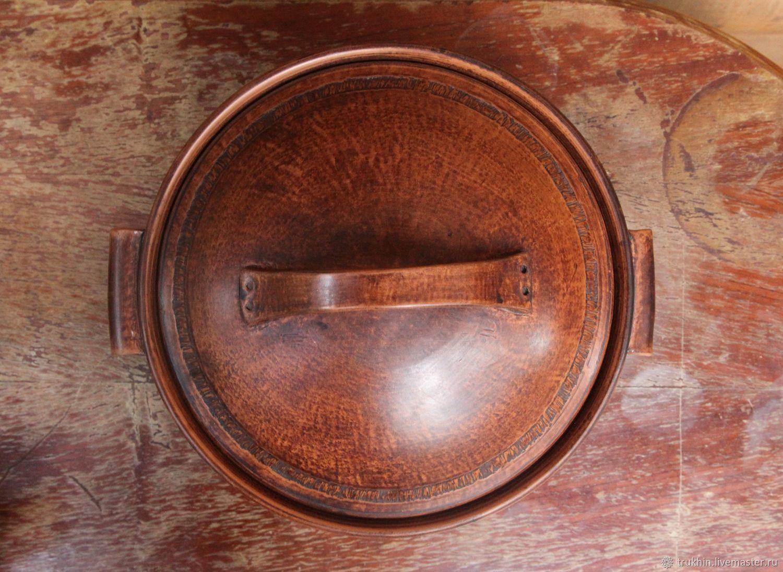 Форма для запекания (глина, лощение, молочение)