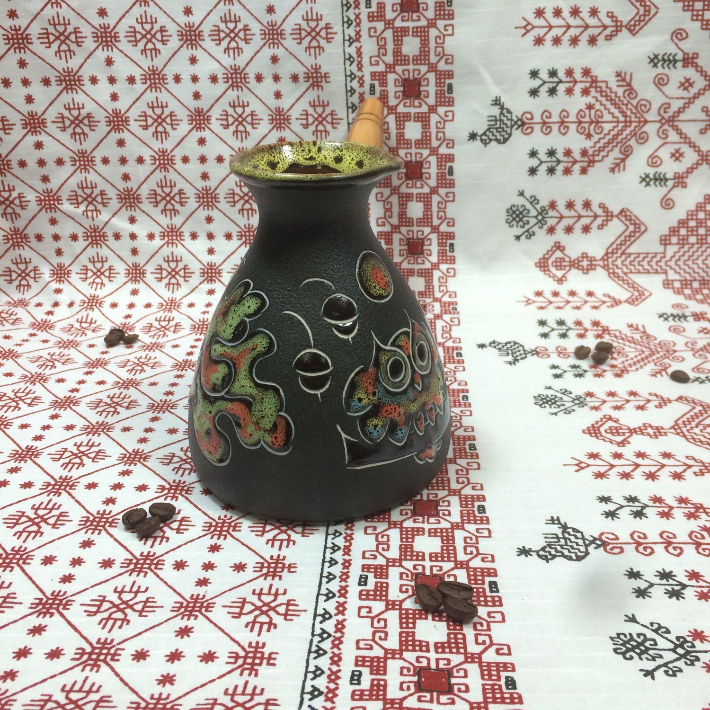 Керамические турки ручной работы