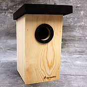 Дача и сад handmade. Livemaster - original item Birdhouses handcrafted for the birds