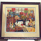 Картины и панно ручной работы. Ярмарка Мастеров - ручная работа Мэгги рукодельница. Handmade.