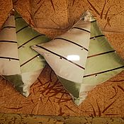 Для дома и интерьера ручной работы. Ярмарка Мастеров - ручная работа Подушечки для дома. Handmade.