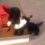 Куклы и игрушки ручной работы. Ярмарка Мастеров - ручная работа Такса Мери Поппинс. Handmade.