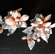 Украшения ручной работы. Ярмарка Мастеров - ручная работа Орхидеи. Handmade.