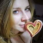 Имбирная пуговка (ElenaLeonova) - Ярмарка Мастеров - ручная работа, handmade