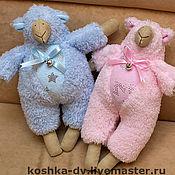 Куклы и игрушки ручной работы. Ярмарка Мастеров - ручная работа Овечки :). Handmade.