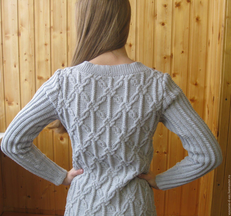 Детский пуловер спицами. Вяжем пуловер своими руками 47