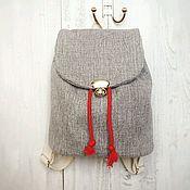Сумки и аксессуары ручной работы. Ярмарка Мастеров - ручная работа Детский рюкзачок, рюкзак детский, рюкзак. Handmade.