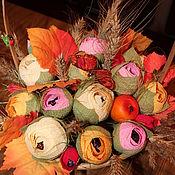 Подарки на 8 марта ручной работы. Ярмарка Мастеров - ручная работа Подарки на 8 марта: Букеты из конфет. Handmade.