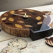 Для дома и интерьера handmade. Livemaster - original item Wall or table clock