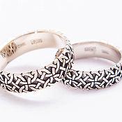 Украшения handmade. Livemaster - original item Ring with Celtic squares. Handmade.