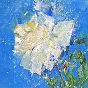 Картины и панно ручной работы. Ярмарка Мастеров - ручная работа Западный ветер. Handmade.
