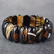 Украшения handmade. Livemaster - original item RARE SPECIMENS!Bracelet natural sardonyx / carnelian / carnelian. Handmade.