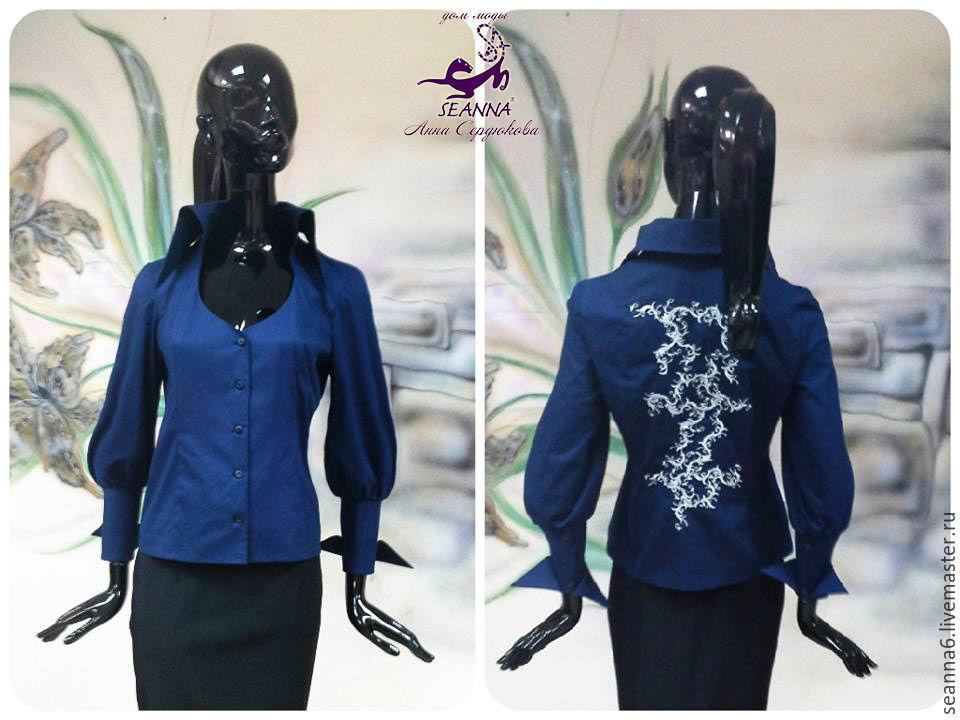 Роскошные блузки доставка