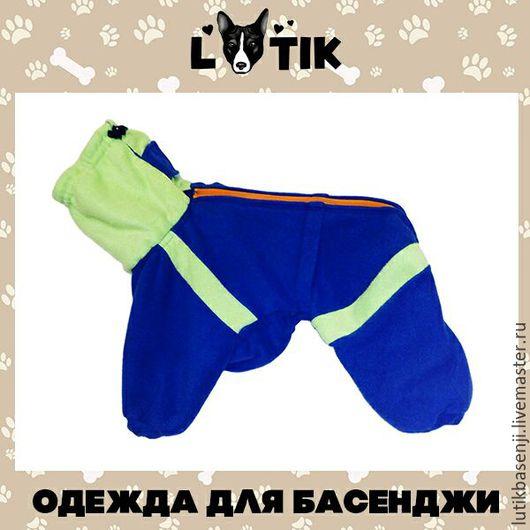 Одежда для собак, ручной работы. Ярмарка Мастеров - ручная работа. Купить Комбинезон зимний Спорт. Handmade. Одежда для собак, одежда
