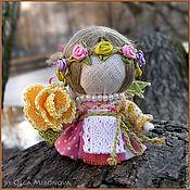 Народная кукла ручной работы. Ярмарка Мастеров - ручная работа Долюшка. Handmade.