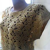 Одежда ручной работы. Ярмарка Мастеров - ручная работа Топ женский. Handmade.