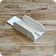 Материалы для косметики ручной работы. Ярмарка Мастеров - ручная работа. Купить Стусло для нарезки мыла с нуля (под волнистый резак). Handmade.