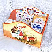 Для дома и интерьера handmade. Livemaster - original item Box first aid kit Stay healthy!. Handmade.