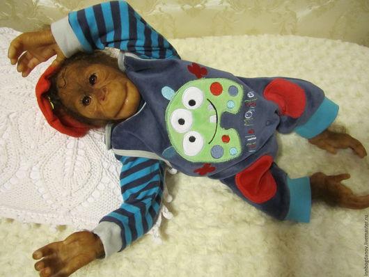 Куклы-младенцы и reborn ручной работы. Ярмарка Мастеров - ручная работа. Купить Кукла реборн Джина. Handmade. Куклы реборн