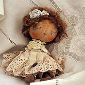 """Куклы и игрушки ручной работы. Ярмарка Мастеров - ручная работа """"A la Coillette..."""". Handmade."""