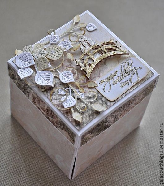 Конверты для денег ручной работы. Ярмарка Мастеров - ручная работа. Купить Свадебная коробочка для денег. Handmade. Свадебный подарок, бумага