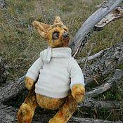 Куклы и игрушки handmade. Livemaster - original item Teddy dog shepherd. Dog Teddy. Dog toy for children.. Handmade.