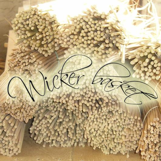 Другие виды рукоделия ручной работы. Ярмарка Мастеров - ручная работа. Купить Прут ивовый (лоза) для плетения 160-180 см., в пучках по 100 шт.. Handmade.