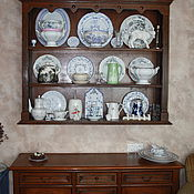 Винтаж handmade. Livemaster - original item Vintage, oak, beautiful, heavy buffet. Handmade.