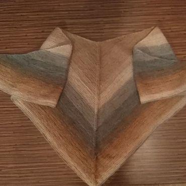 Accessories handmade. Livemaster - original item Shawls-Bacchus. Handmade.