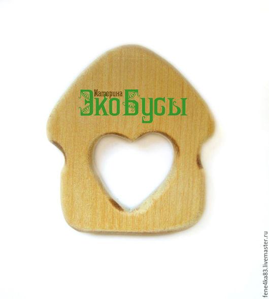 """Куклы и игрушки ручной работы. Ярмарка Мастеров - ручная работа. Купить Грызунок деревянный """"Домик"""". Handmade. Дом, Домик деревянный"""