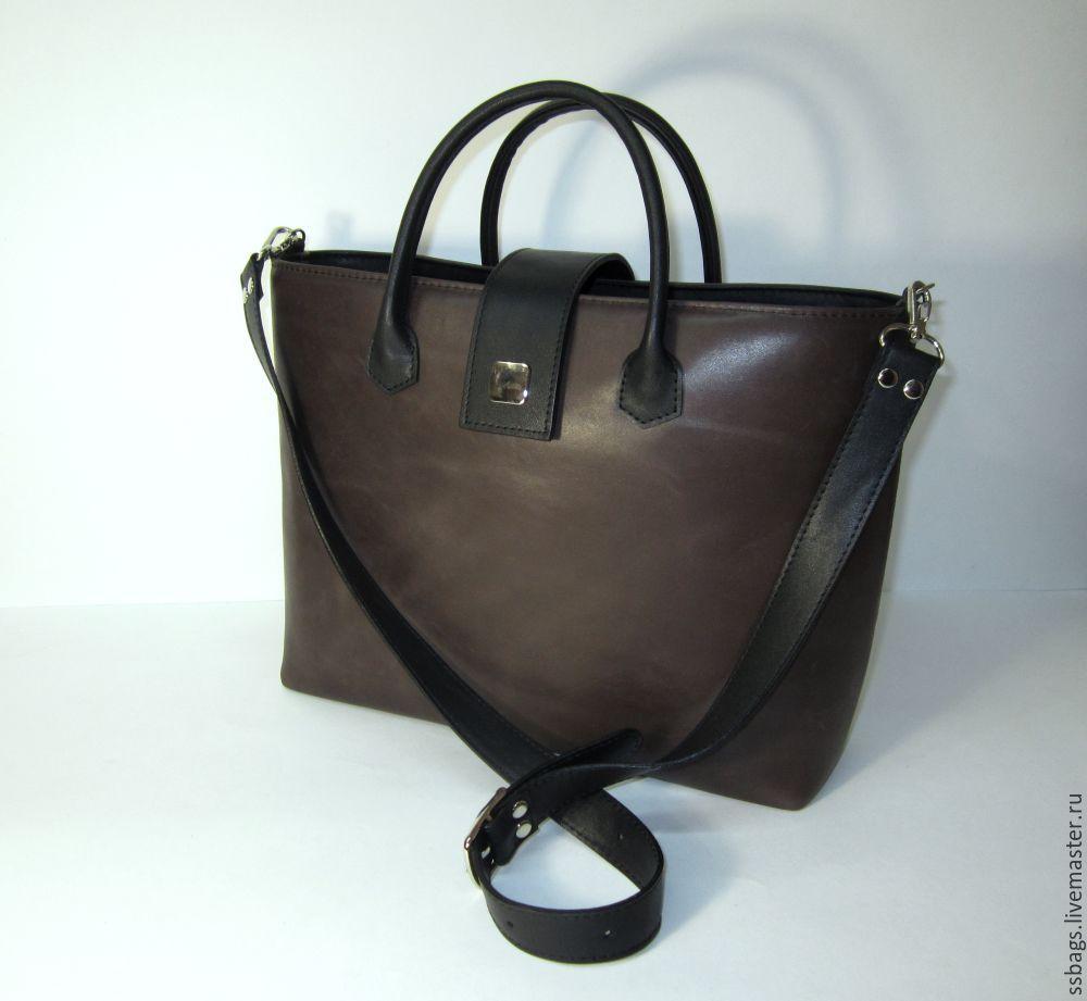 b811b3dd7015 Handbags handmade. Livemaster - handmade. Buy Women s handbag made of  Italian genuine leather.