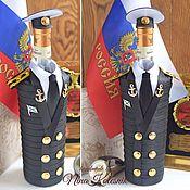handmade. Livemaster - original item A gift to a sailor a military captain of the Navy. Handmade.