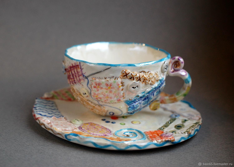 поздравление к подарку чайные пары движениями, скорее