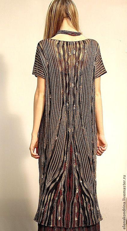 Dress 'Art Deco. Old gold', Dresses, Ivanovo,  Фото №1